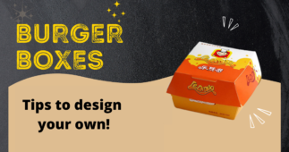 How To Design a Burger Box on A Shoestring Budget