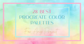 Best Procreate Color Palettes Library: Get the Perfect Colors Every Time!