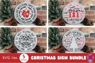 The Huge Christmas Svg Bundle Graphic Crafts By Rumi Designed 10