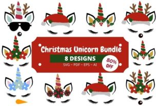 The Huge Christmas Svg Bundle Graphic Crafts By Rumi Designed 13
