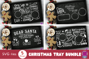 The Huge Christmas Svg Bundle Graphic Crafts By Rumi Designed 16
