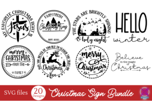 The Huge Christmas Svg Bundle Graphic Crafts By Rumi Designed 4