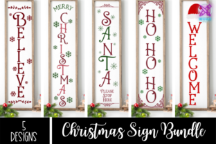 The Huge Christmas Svg Bundle Graphic Crafts By Rumi Designed 5