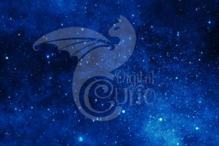 Print on Demand: Ultramarine Galaxy Backgrounds Graphic Textures By Digital Curio 3