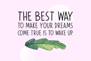 Print on Demand: Wake Up Now Script & Handwritten Font By Seemly Fonts 3