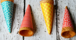 Different Types of Cone Sleeves for your Ice Cream Cones