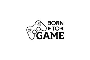 Born to Game Video Games Craft Cut File By Creative Fabrica Crafts 2
