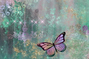 Print on Demand: Shabby Glam Graphics Graphic Illustrations By Digital Curio 2
