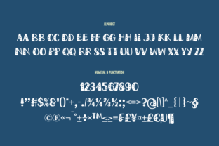 Print on Demand: The Greatest Lover Display Font By Jasm (7NTypes) 4