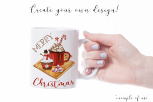 Christmas Sweets and Drinks Clipart Bundle - 4