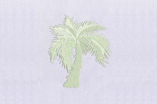 Light Tree Forest & Trees Embroidery Design By StitchersCorp