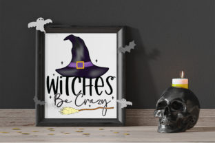 Witch Sublimation Bundle Graphic Crafts By CraftlabSVG 8