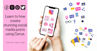 How to Create Social Media Posts Using Canva