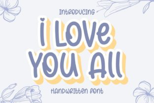 I Love You All - 1