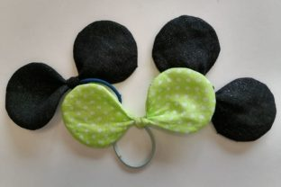 ITH Bow Accessories Embroidery Design By ImilovaCreations 2
