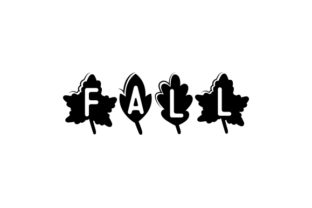 Fall Leaves Fall Craft Cut File By Creative Fabrica Crafts 2
