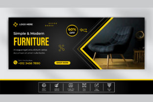 Exclusive Furniture Sale Facebook Cover Graphic Web Templates By shahadatshahidul