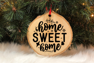 Christmas Ornament Svg Bundle Graphic Crafts By Rumi Designed 2