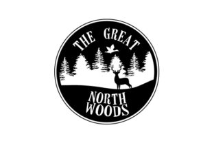 The Great North Woods Nature & Outdoors Craft Cut File By Creative Fabrica Crafts