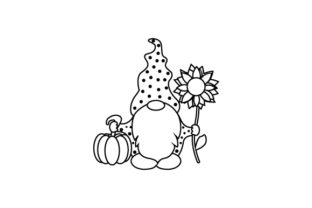 Thanksgiving Gnome Thanksgiving Craft Cut File By Creative Fabrica Crafts 2