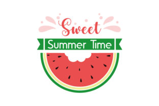 Sweet Summer Time Summer Craft Cut File By Creative Fabrica Crafts