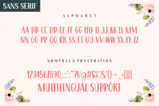 Print on Demand: Embrace Happiness Script & Handwritten Font By Jasm (7NTypes) 10