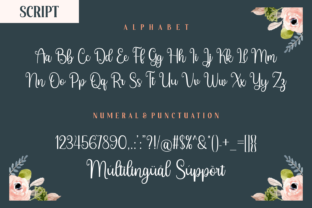 Print on Demand: Embrace Happiness Script & Handwritten Font By Jasm (7NTypes) 7