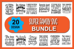 Family Quotes Designs Bundle Graphic Print Templates By Mb Designer