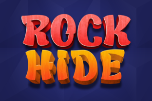 Print on Demand: Rock Hide Display Font By Creative Fabrica Fonts