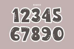 Print on Demand: Rosa Bright Display Font By Creative Fabrica Fonts 7