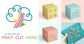 Catch-up with Dina from Print Cut Hang