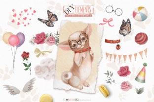 Print on Demand: Must Love Dogs Graphic Illustrations By Anna Babich 6