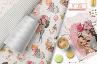 Print on Demand: Must Love Dogs Graphic Illustrations By Anna Babich 8