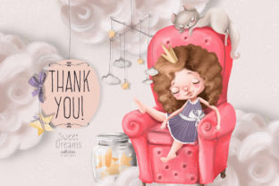 Print on Demand: Sweet Dreams Graphic Illustrations By Anna Babich 9