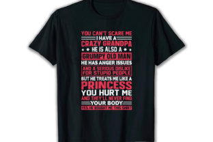 Print on Demand: You Can't Scare Best Selling T Shirt Graphic Print Templates By merchbundle-1