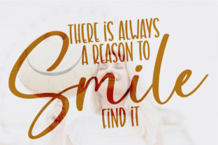 Print on Demand: Holiday Cookies Script & Handwritten Font By BitongType 14