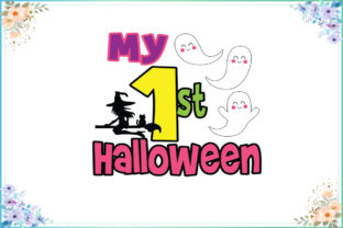 My 1st Halloween Svg Graphic Illustrations By LEO SVG