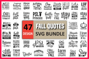 Fall Quotes Designs Bundle Graphic Print Templates By Mb Designer