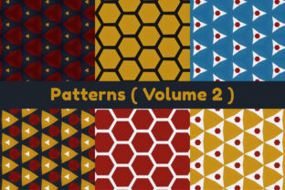 Patterns (Volume 2) Graphic Patterns By Picto Graphy