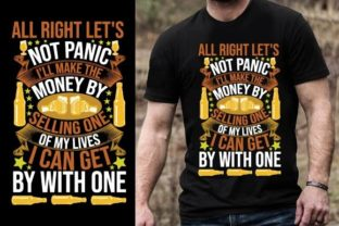 Print on Demand: All Right, Let's Not Panic. I'll Make Th Graphic Graphic Templates By Design Online Store