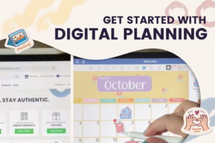 Get Started with Digital Planning Classes By kymmiejournals
