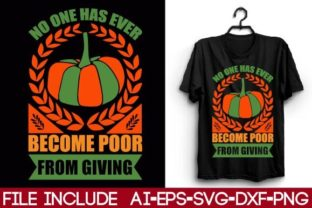 Print on Demand: No One Has Ever Become Poor from Giving Graphic Graphic Templates By Design Online Store