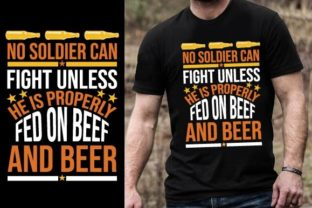 Print on Demand: No Soldier Can Fight Unless He is Proper Graphic Graphic Templates By Design Online Store