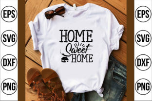 Home Sweet Home Graphic Crafts By Najirbd