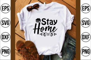 Stay Home Graphic Crafts By Najirbd