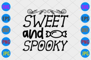 Sweet and Spooky Graphic Print Templates By craftSVG