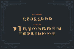 Print on Demand: The Cheelaved Serif Font By almarkhatype 10