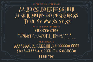Print on Demand: The Cheelaved Serif Font By almarkhatype 9