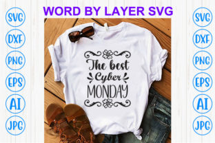 Print on Demand: The Best Cyber Monday Graphic Print Templates By Sohel_Art