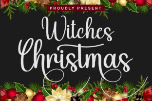 Witches Christmas - 1
